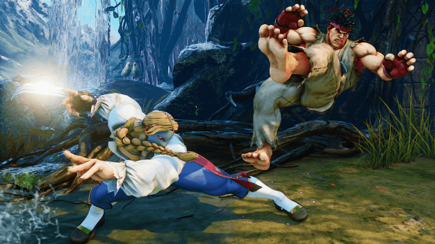 Shadaloo's sexiest, Vega, returns with his clawful ways