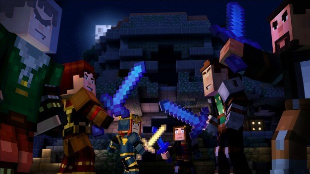 Minecraft: Story Mode Episode 5 - Order Up