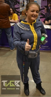 Vault Girl approves this con!