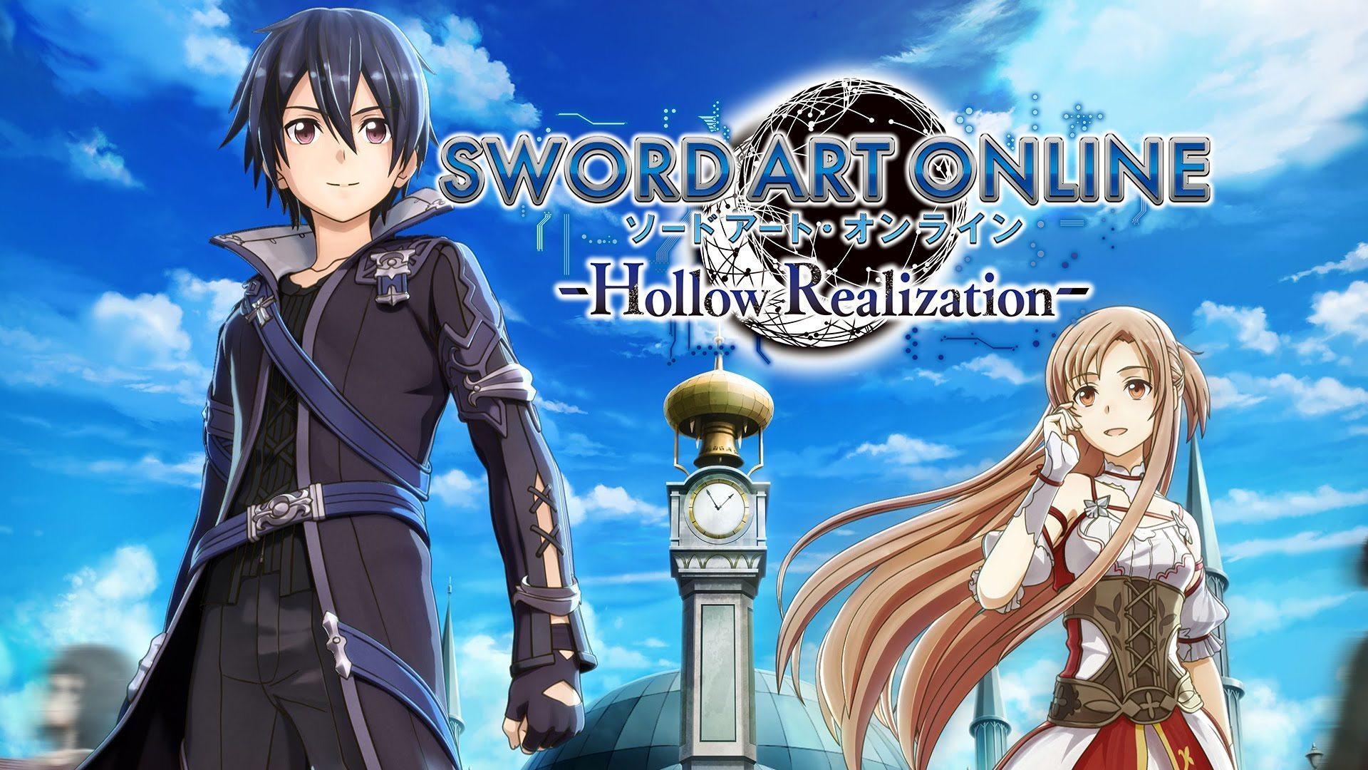 Sword Art Online: Hollow Realization trailer released - That
