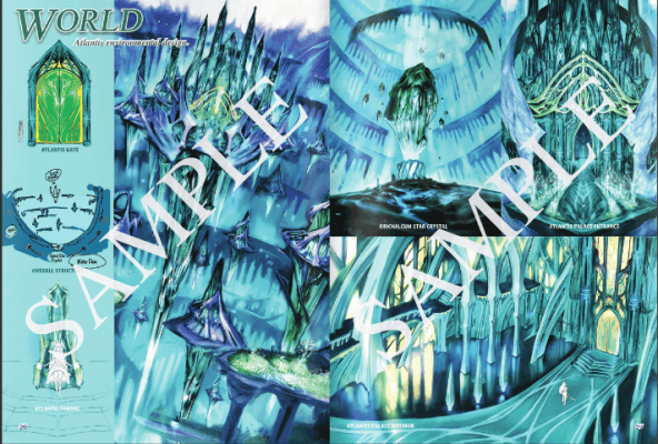 7thDragon - Artbook1