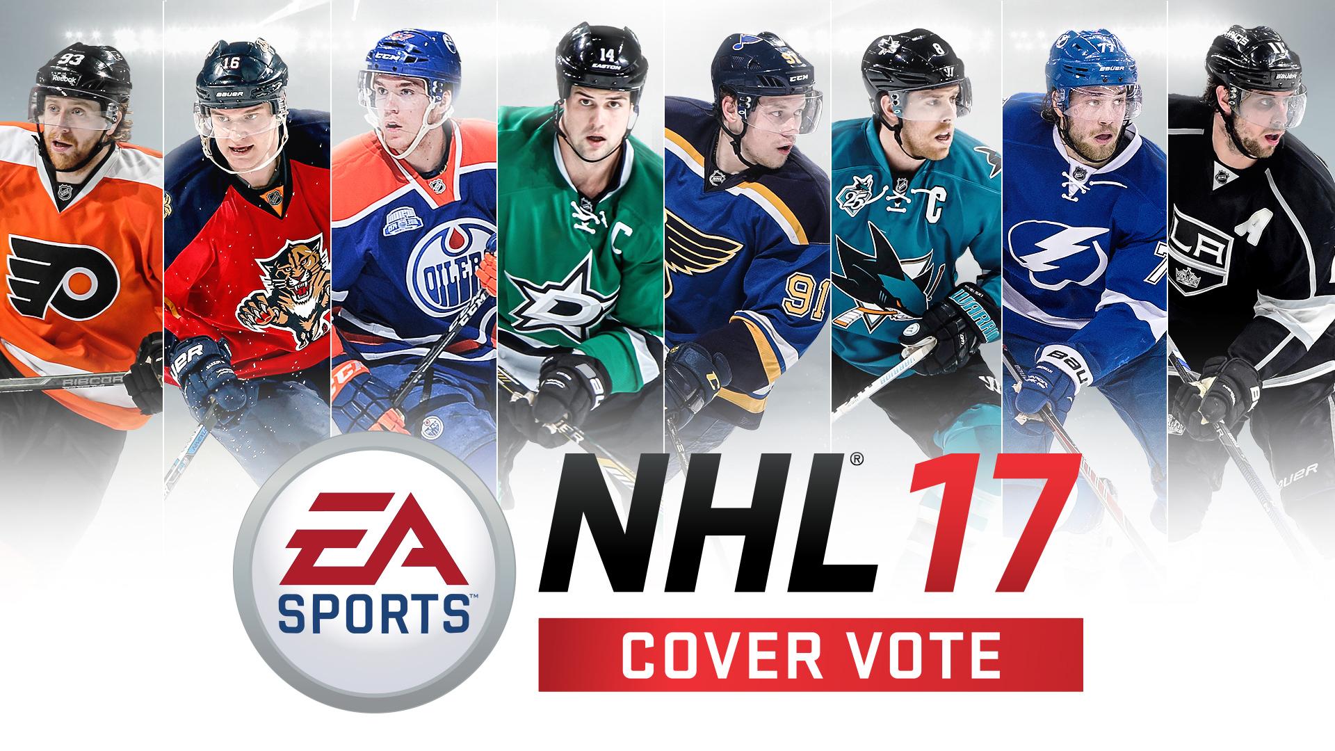ea sports nhl 17 cover vote begins today that videogame blog. Black Bedroom Furniture Sets. Home Design Ideas