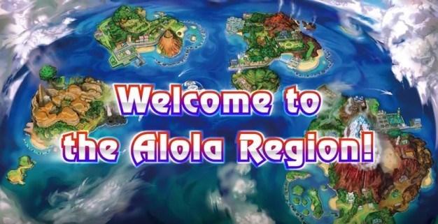 Alola Region