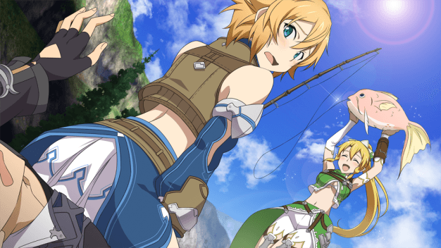 Sword Art Online: Hollow Realization Characters