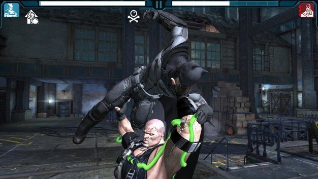 batman arkham origins mobile