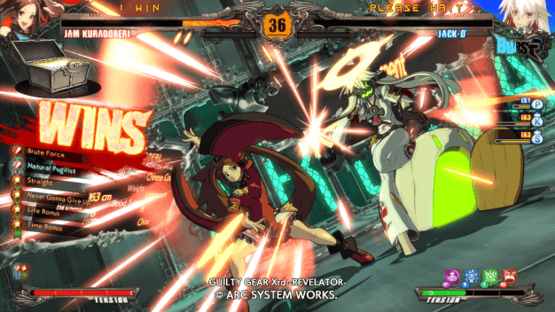 Guilty Gear Xrd Revelator