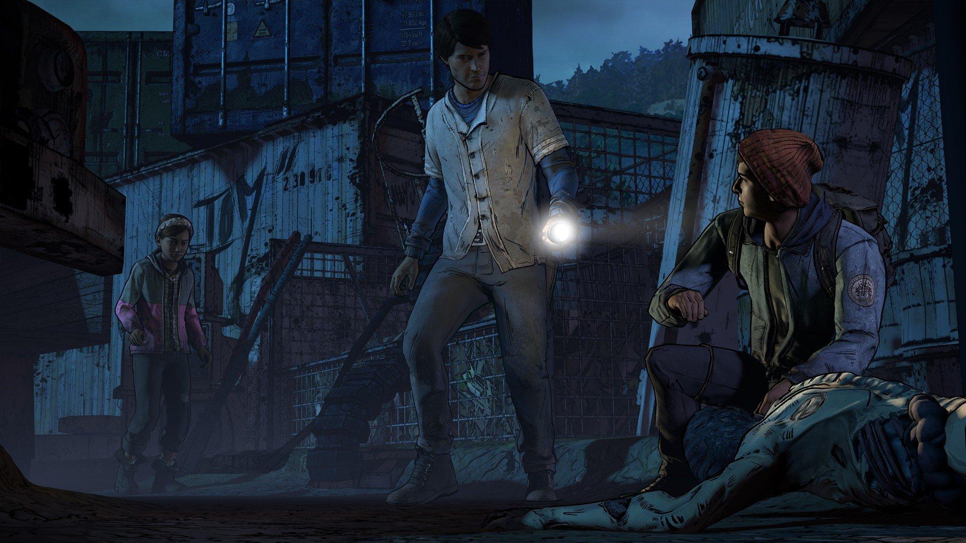 Javier, Walking Dead,