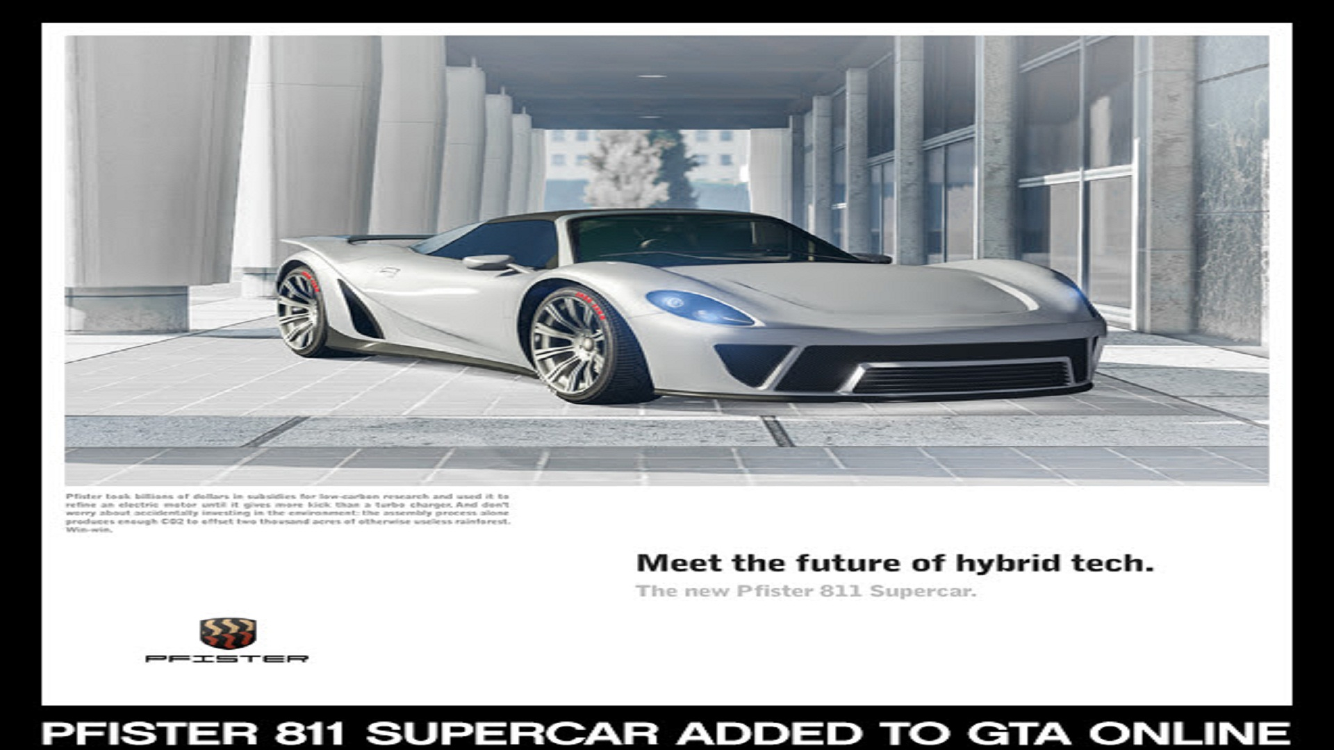 pfister 811 gta rebates available now in grand theft auto online
