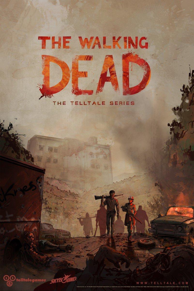 Walking Dead, SDCC, S3