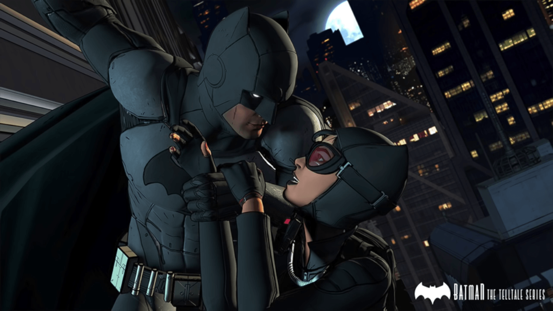 Telltale Batman and Catwoman