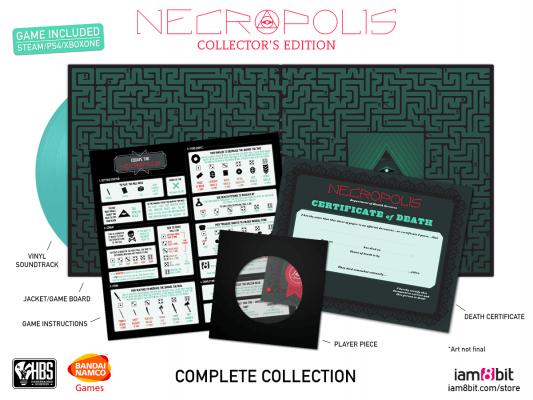 The Necropolis Collectors Edition