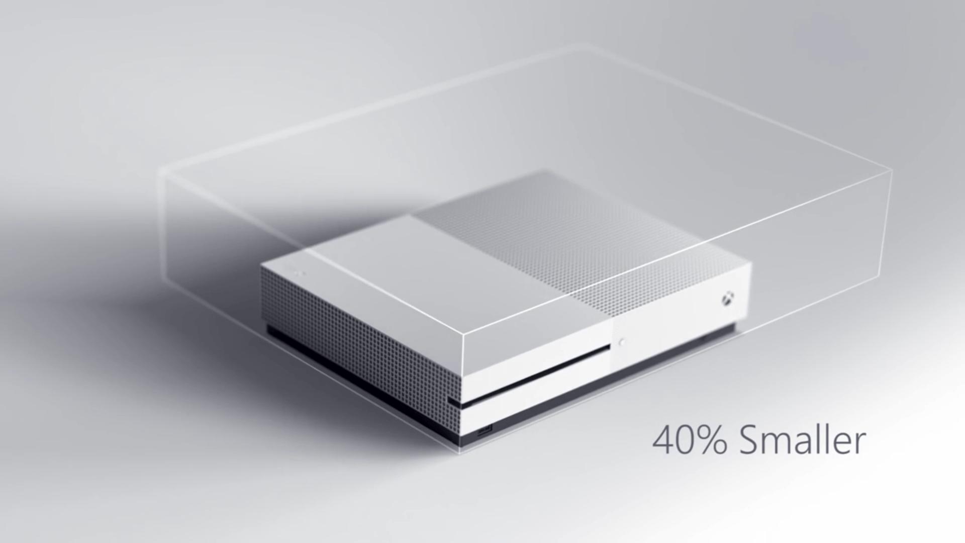 Xbox One S 40%