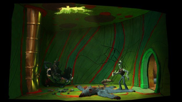 Armikrog - Announcement Screen 1 (Nov 2014)