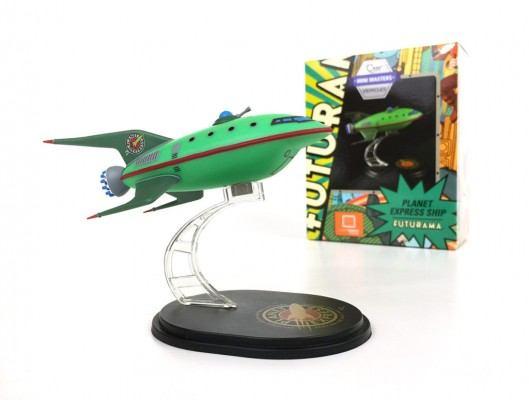 LootCrate-July-Futuristic-02-Futurama-PlanetExpress-ShipModel-1024x774