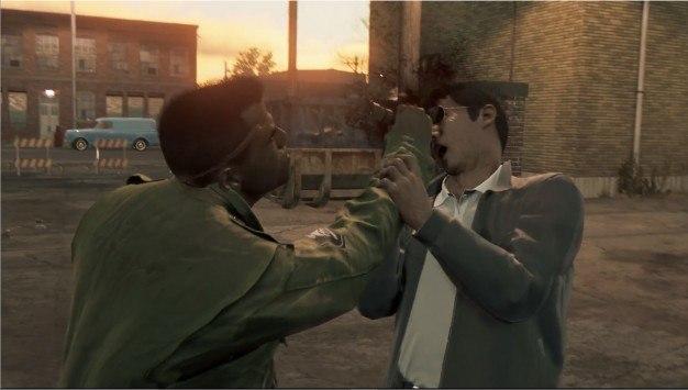Mafia III stab