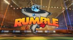 Rocket League's Rumble mode out now