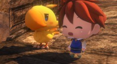 World of Final Fantasy looks adorable