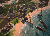 Coastal Area Construction from Waterborne Expansion for Tropico 5