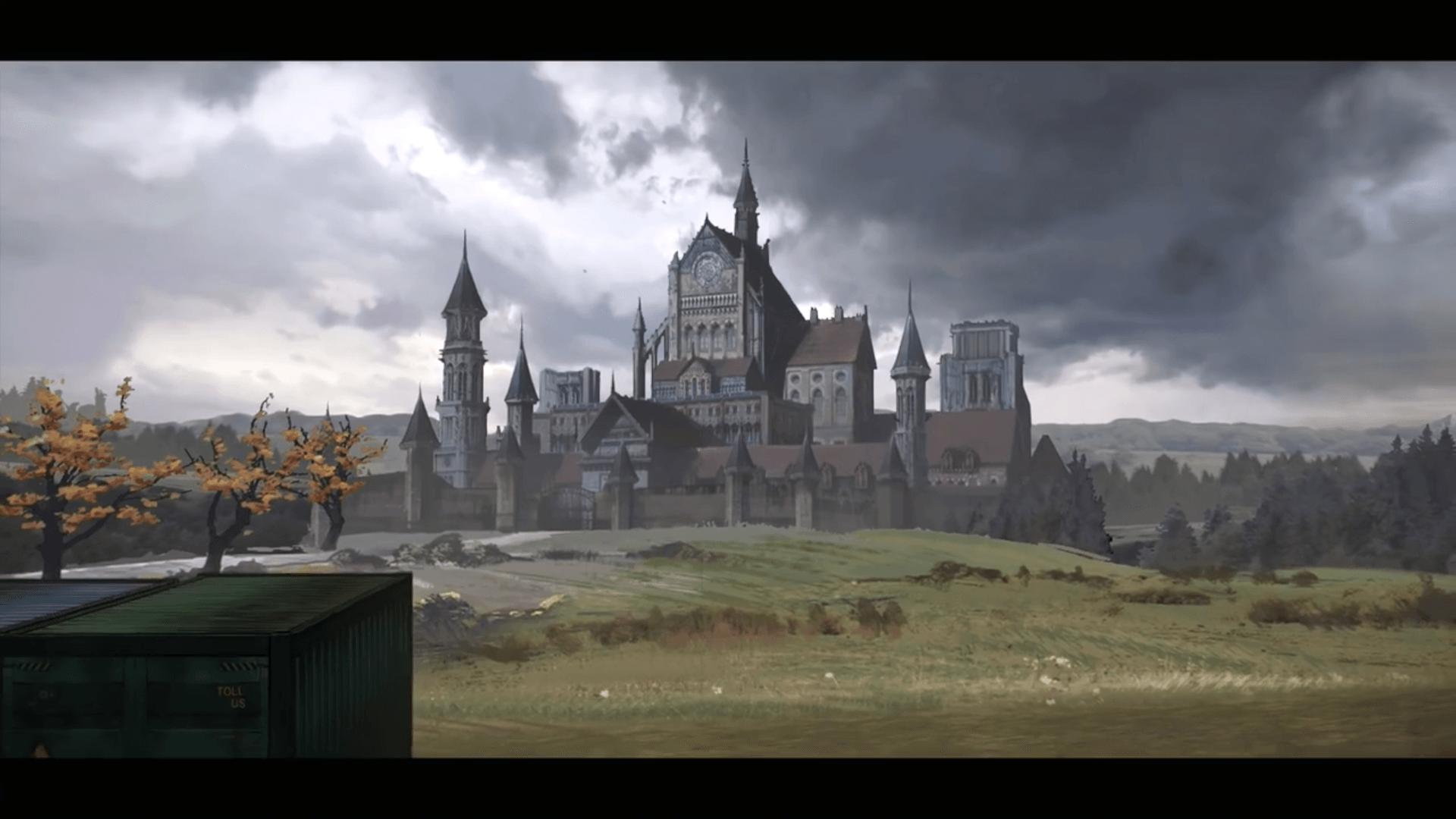 Arkham Asylum, Batman, Telltale