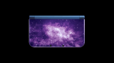 Nintendo New 3DS XL gets a cosmic facelift