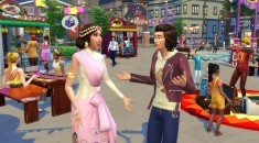 The Sims 4 City Living expansion coming this fall
