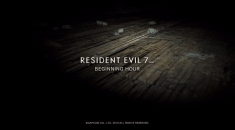 Resident Evil 7 Twilight Demo update
