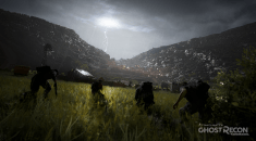 Ghost Recon Wildlands footage released