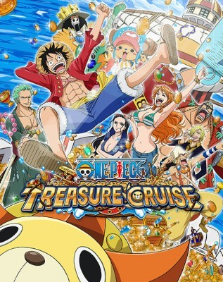 Ultimate Crossover Event - One Piece Treasure Cruise