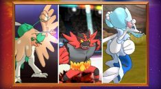 Pokemon Sun and Moon Trailer - Starter Evolutions and More!