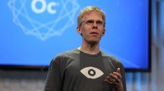 "John Carmack says VR is ""coasting on novelty"""