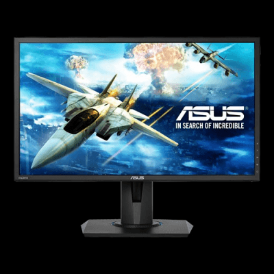 02 ASUS VG245H (TVGB, Quest for the Best Cheap Gaming Monitor)