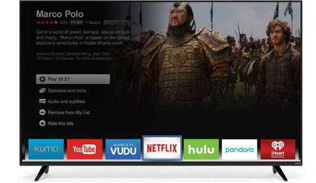 good budget gaming TV Vizio D Series 1080p