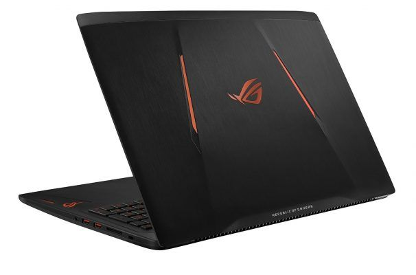 affordable gaming laptops - ASUS ROG Strix GL502VM