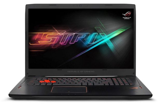 cheap laptops for gaming - ASUS ROG Strix GL702VM