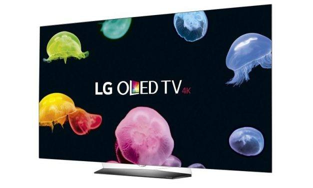 best oled tv of 2016 LG B6