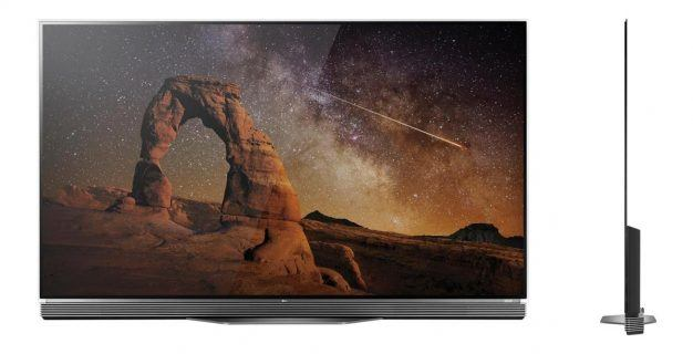 great OLED TV for gaming LG E6