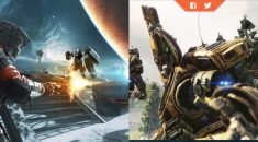 Titanfall Twitter account fires shots at Call of Duty