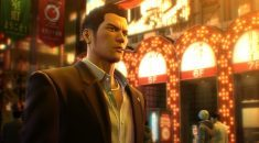 Yakuza 0 shows us the nightlife of 1980s Japan
