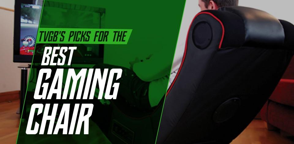 best gaming chair header image