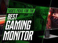 best gaming monitor thumbnail