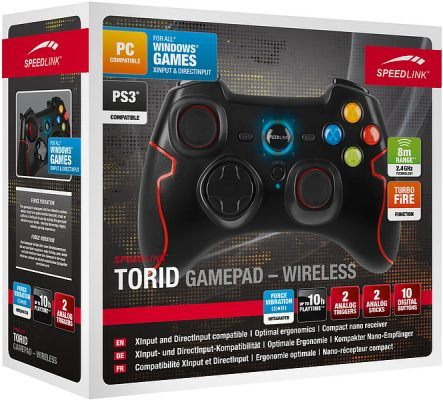 speedlink torid gamepad 1