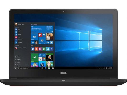 01 Sleek, powerful, and affordable Dell Inspiron i7559-2512BLK