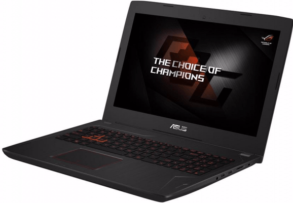 04 best gaming laptop under 1000 ASUS FX502 15.6""