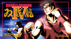 Double Dragon IV punches its way into 2017
