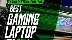 A buyer's guide to the best gaming laptop under 500