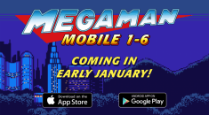Mega Man 1-6 coming soon to iOS and Android