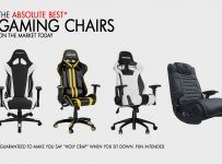 the absolute best gaming chair for pc or console gaming in 2017