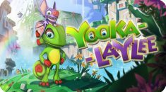 Yooka-Laylee sets its sights on an April 11th, 2017 release date