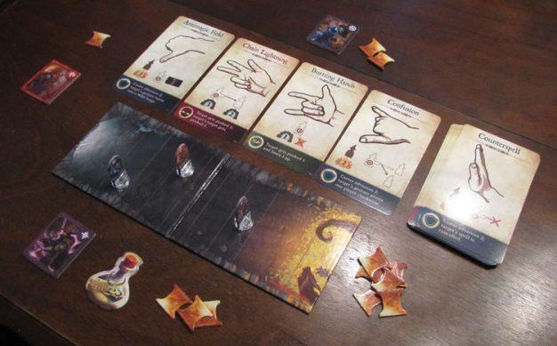 Dungeons /& Dragons Rock Paper Wizard Game