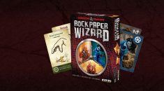 REVIEW / Dungeons & Dragons: Rock Paper Wizard (Tabletop)
